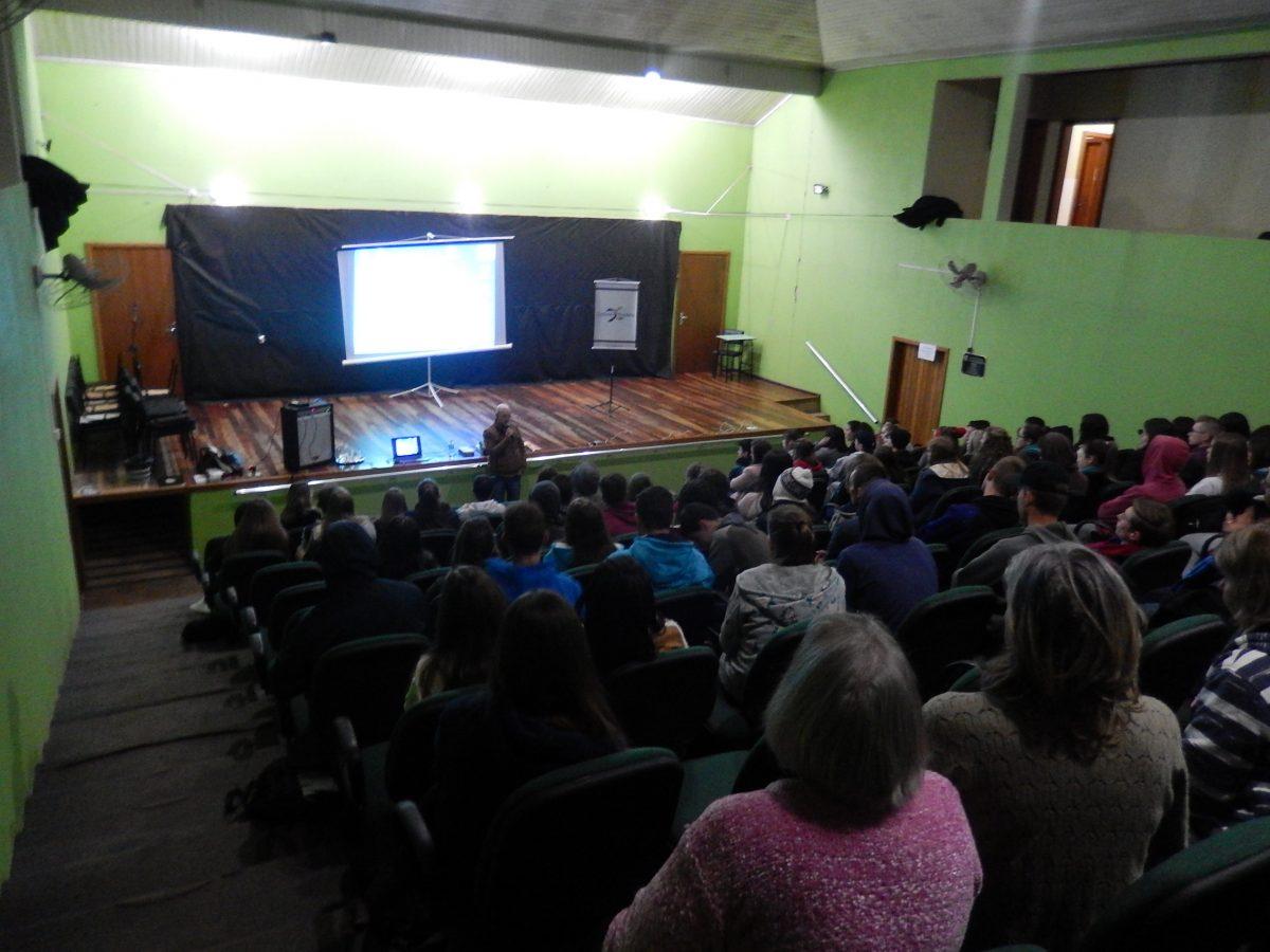 Cultura Doadora em Brochier | Foto: Glaci Borges