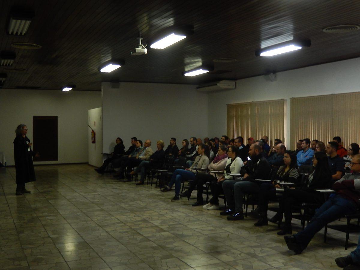 Cultura Doadora na Tanac em Montenegro | Foto: Divulgação