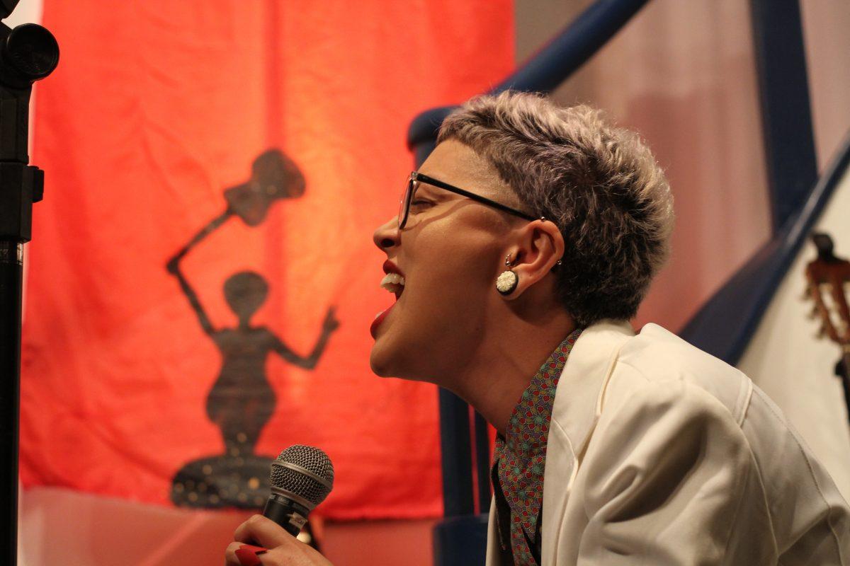 Lila Borges apresenta Mulher Popular Brasileira. Participação da cantora Paola Kirst. | Foto: Igor Sperotto