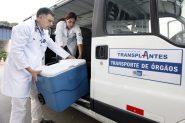 Ministério da Saúde possui convênio com empresas aéreas e FAB para transportar os órgãos   Foto: Andre Gomes de Melo - GERJ