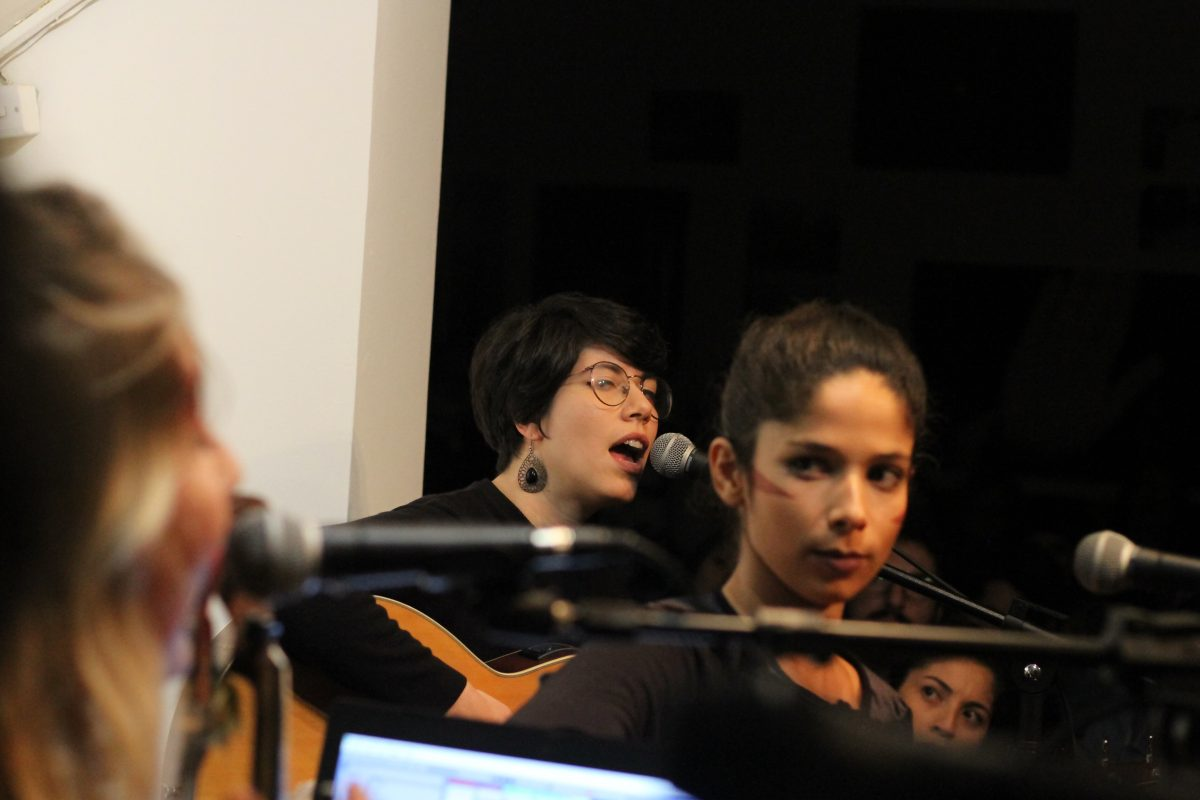 As Tubas no Ecarta Musical | Foto: Igor Sperotto