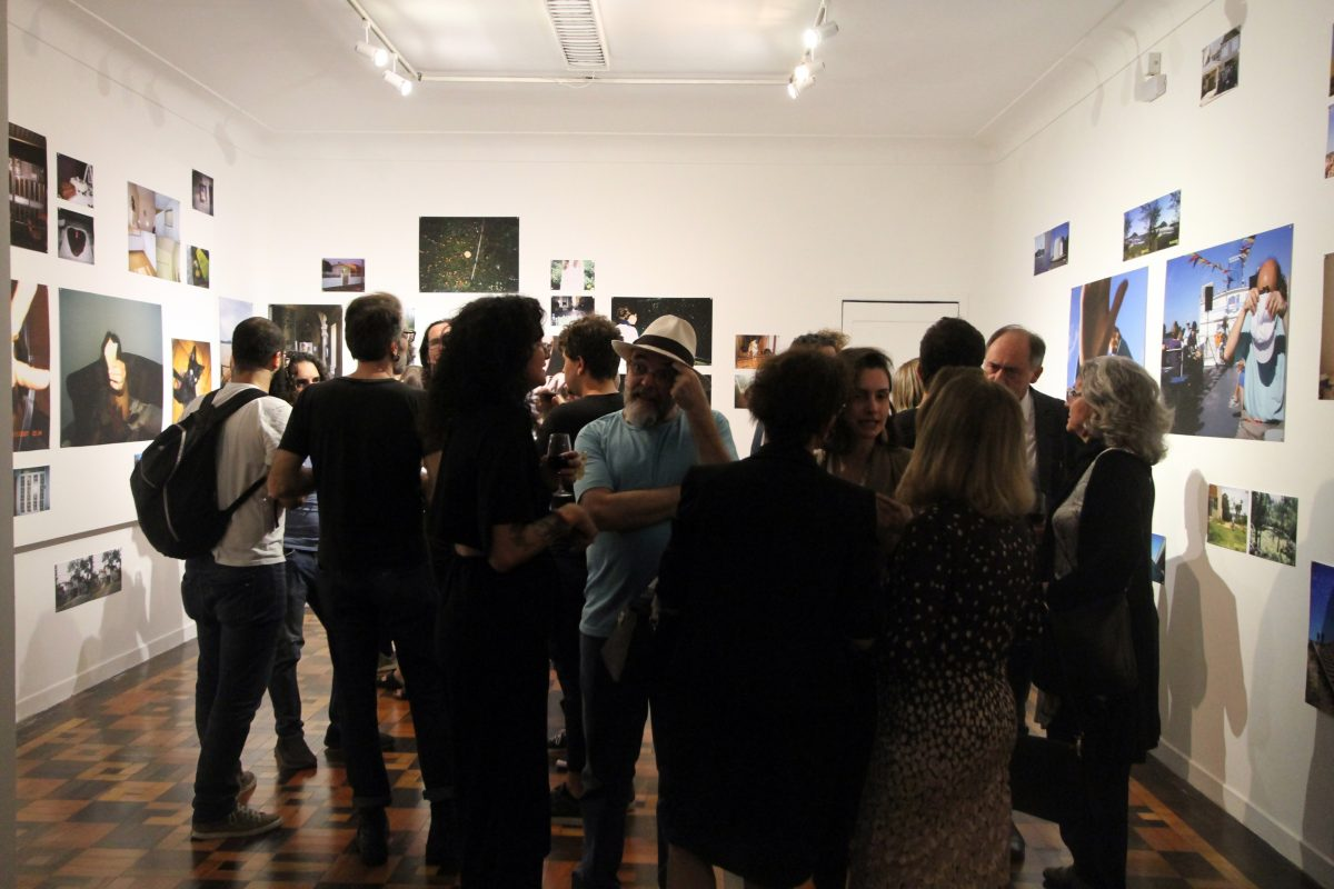 Inauguração mostra de Leo Caobelli | Foto: Igor Sperotto