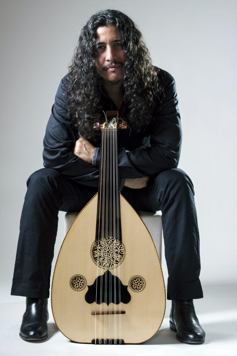 Angelo Primon, músico anfitrião | Foto: Divulgação