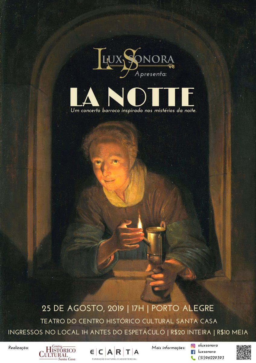 Lux Sonora La Notte | Foto: Divulgação