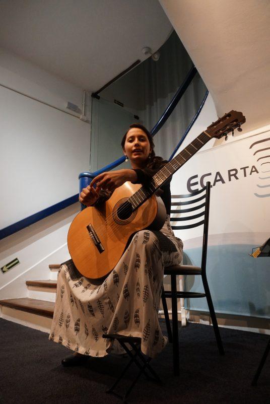 Mulheres compositoras para violão no Ecarta Musical | Foto: Igor Sperotto