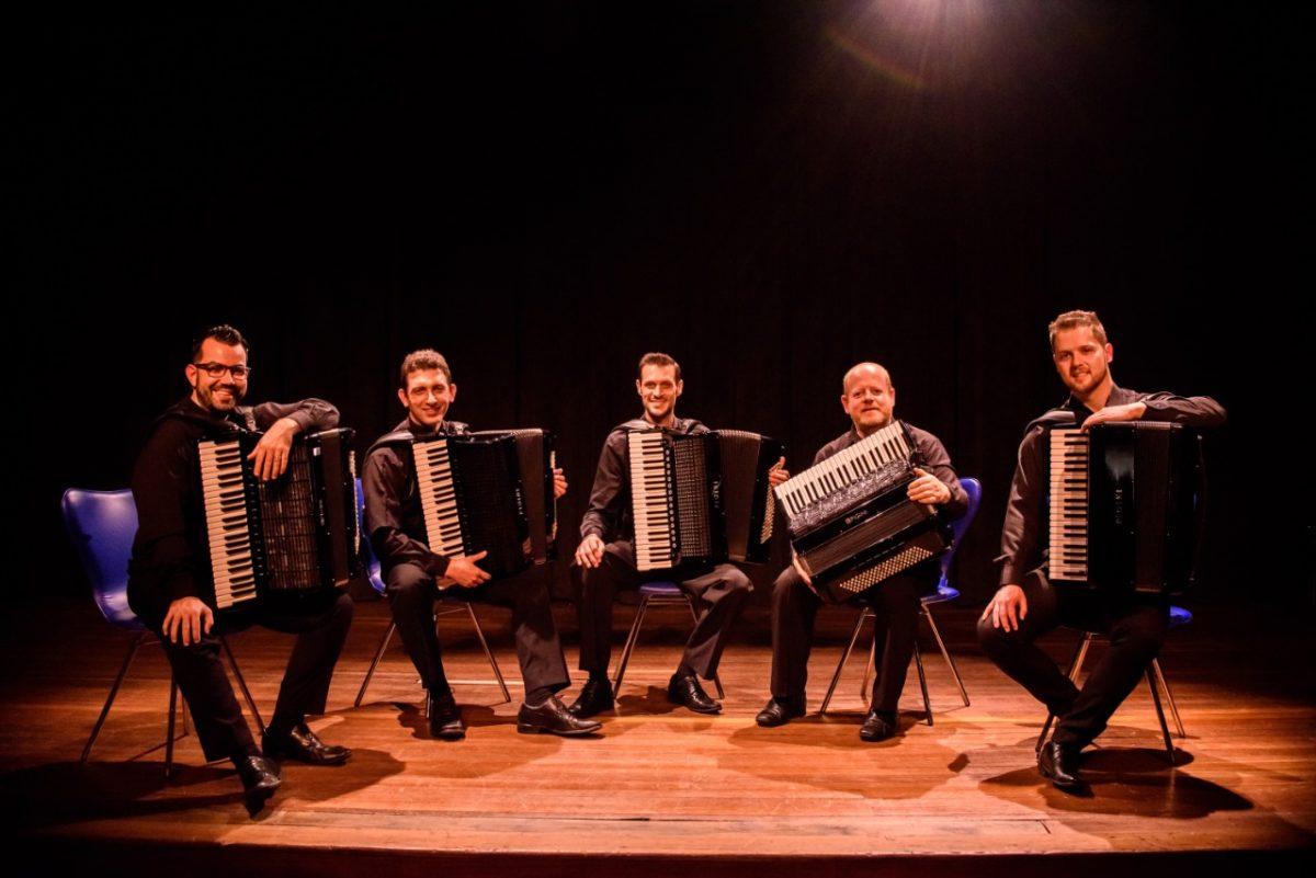 Quinteto Persch | Foto: Tatiane Maldaner