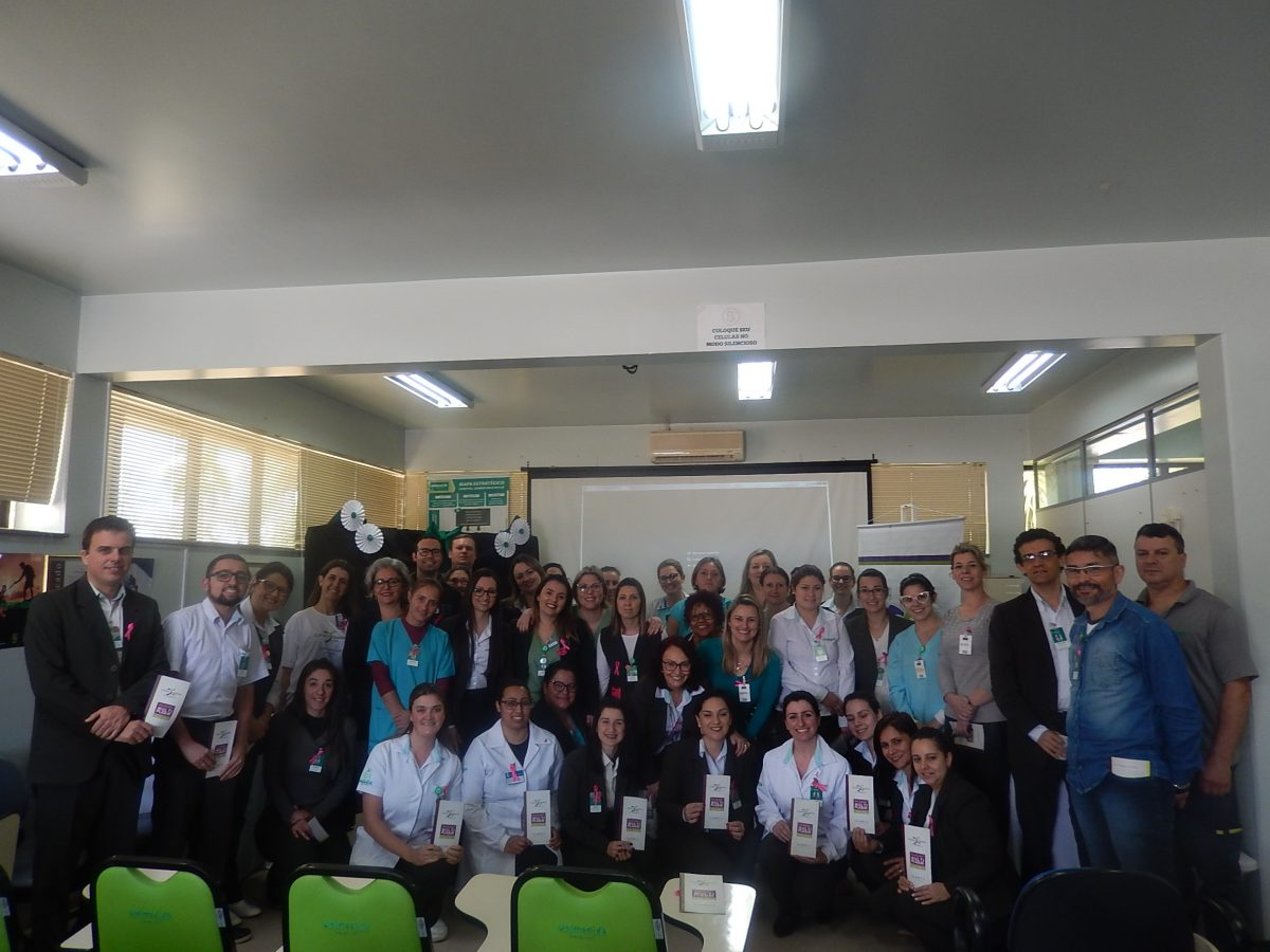Hospital Unimed Montenegro – Sipat   Foto: Divulgação