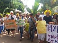 amazonia o centro do mundo | Foto: Clara Glock