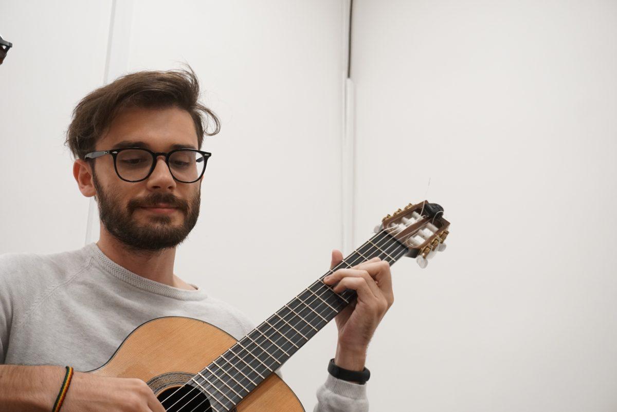 Camerata de Violões de Porto | Foto: Igor Sperotto