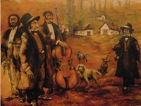 Szentandrássy István - Falusi muzsikusok - Village musicians | Foto: Divulgação