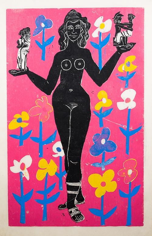 Zoravia Bettiol, Afrodite, Série Deus Olímpicos | Artista: Zoravia Bettiol