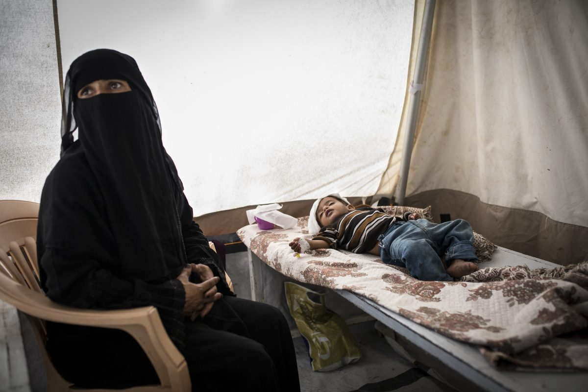 Médicos Sem Fronteira – Yemen | Foto: Florian Seriex/MSF
