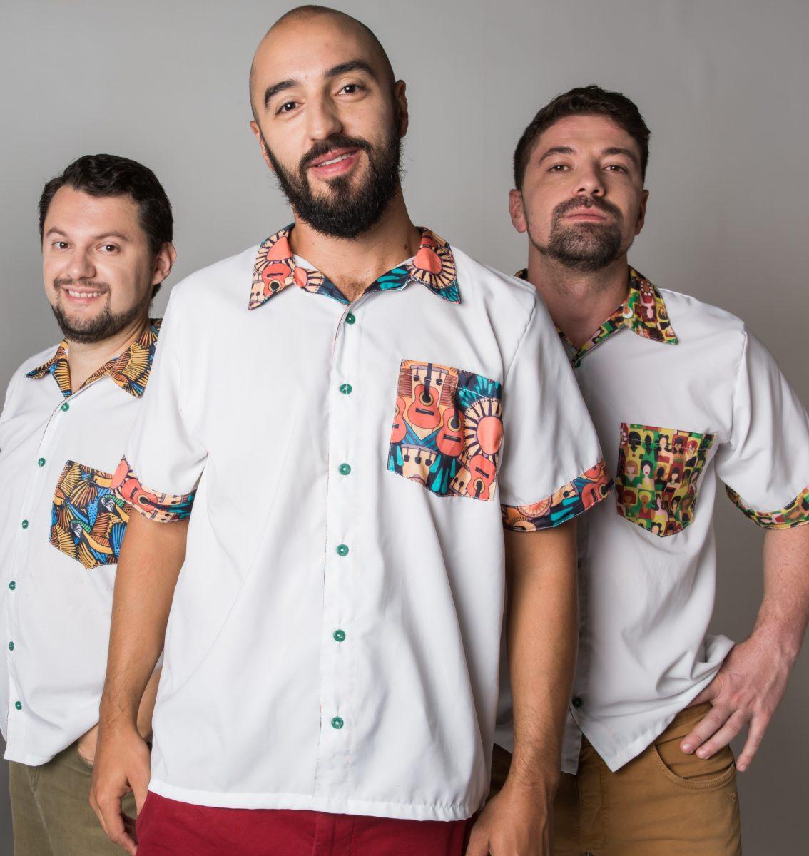 Banda Calote | Foto: Nicholas Galvão