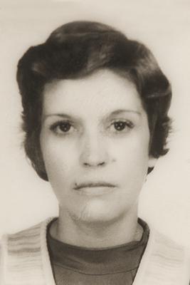 Trabalho de Úrsula Jahn – Avó Maria Celanira. Fotografia 10×15   Foto: Úrsula Jahn/Divulgação