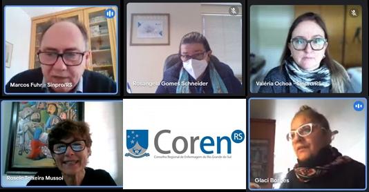 Coren-RS fecha parceira com o Cultura Doadora | Foto: Stela Pastore