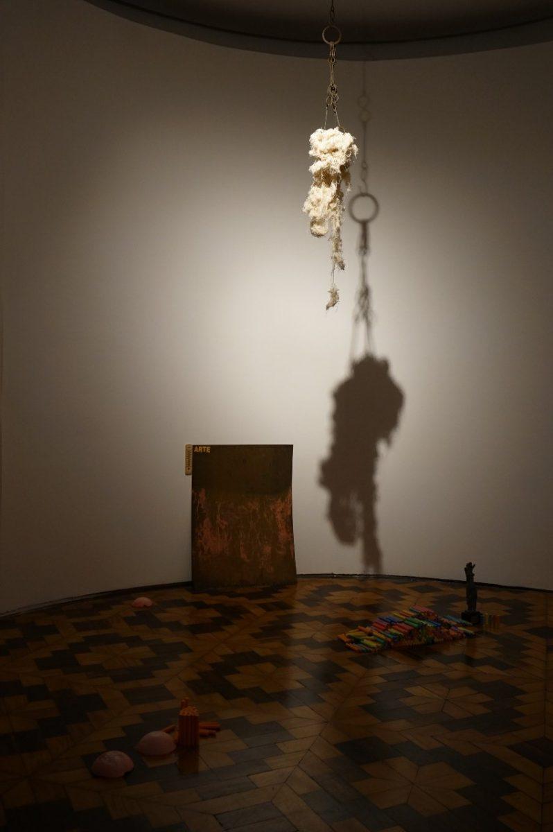 Mostra Território Provisório na Galeria Ecarta | Foto: Igor Sperotto