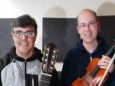 Alexandre Starosta e Maurício Marques   Foto: Maurício Marques