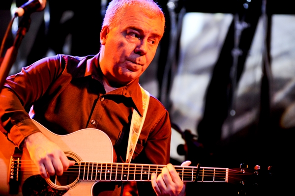 Show de lançaamento do CD Vapor da Esta‹o, Teatro Rival, RJ   Foto: Marian Starosta